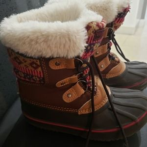 Boots, girls used condition